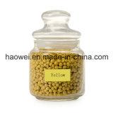 Желтое зерно пены ЕВА для тапочки