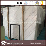 Pedra de mármore branca natural chinesa de Guangxi