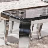 Marbleの優雅なDining Table Set Dining Table
