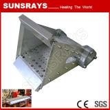 Nuevo tipo piezas del mechero de gas de la hornilla del conducto para purificador de aire