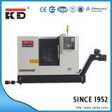 Машина Lathe CNC кровати высокой точности и скорости Slant (KDCL-10)