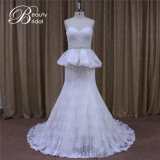 Modernes Soem-Nixe-Hochzeits-Kleid