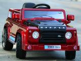 Езда на автомобиле с дистанционным управлением и картиной