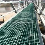 通路のために火格子を付ける高力FRP GRPのガラス繊維