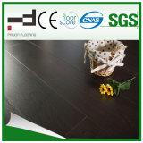 12mm Kaffee-Rosenholz-Wasser-Beweis lamellierter Bodenbelag für Schlafzimmer