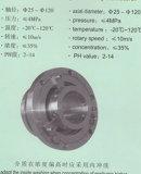 치수를 재기를 위한 균형 구조 기계적 밀봉 Pumpe (HT5)를