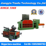 Y81-2500 eliminano la pressa per balle automatica della ferraglia della pressa idraulica