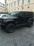 Jk Steel Side Bar für Jeep Wrangler 4 Doors