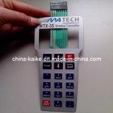 3m teclado do interruptor de membrana de 467 adesivos