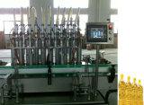 Equipo de relleno automático para el aceite de cocina