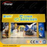 Оборудование театра кино 9d игры детей Китая Гуанчжоу для сбывания