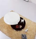 Tavolino da salotto rotondo & funzionale del MDF popolare (CJ-M042)