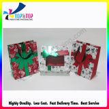 Sac de papier de caisse d'emballage de cadeau de Noël