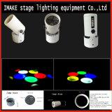 최고 소형 LED 40W 반점 이동하는 맨 위 빛
