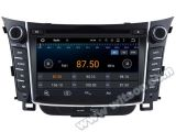Carro DVD GPS do Android 5.1 de Witson para Hyundai I30 2012 com sustentação do Internet DVR da ROM WiFi 3G do chipset 1080P 16g (A5724)