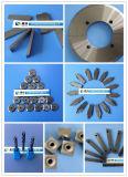 Neumático que recicla los cuchillos y las láminas con varios tallas y materiales