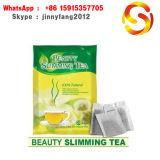 100% reine Natur-Schönheit, die Tee abnimmt