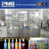 Máquina de rellenar del refresco automático de la botella de cristal
