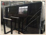 Слябы Nero Marquita высокого качества цвета строительного материала черные мраморный