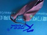 Cravate de tirette de polyester avec le plein logo pour le marché de Moyen-Orient