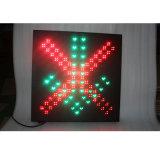 Camino de entrada Indicador de luz de advertencia de tráfico de señal de luz LED