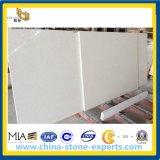 Bancada branca da pedra de quartzo para a cozinha, banheiro (YYAZ)