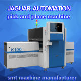 Hohes Accuracy Automatic LED SMT Pick und Platz Machine (JAGUAR K100)