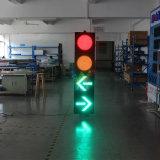 Neues 400mm volles Verkehrszeichen-Licht des Kugel-Pfeil-Licht-LED