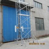 Échafaudages sûrs de tour certifiés par GV de la CE pour la construction