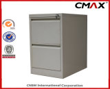 Cabinets 강철 2 서랍 Metal Office Filing Storage Combination Lock Wardrobe Lateral Filing Drawer Cmax-Fd02-001