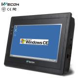 AP 8 de Wecon Chine a entré 6 sortis substituent l'AP de Siemens S7200