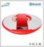クロックが付いているLED表示UFO携帯用Bluetoothのスピーカー