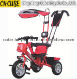 Новый трицикл младенца конструкции/трицикл детей с по-разному цветами