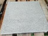 Chine A Grade Shangdong White Pearl Granite Pavement