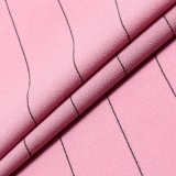 Tissu 100% de bande de polyester pour les dessus des femmes