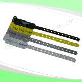 Bandas del Hospital de Vinilo plástico pulsera pulseras (6060B1)