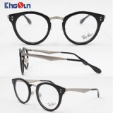 Acetaat de Van uitstekende kwaliteit van China met Fabrikanten 1109 van de Frames van het Metaal Optische