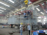 Qualitäts-kundenspezifisches Stahlschweißstück und CNC maschinelle Bearbeitung