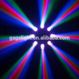 Indicatore luminoso della discoteca del UFO del polipo del LED otto per illuminazione di cerimonia nuziale del partito della barra KTV del DJ