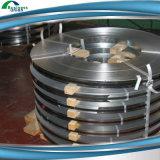 Bande populaire de soudure d'acier inoxydable, bande en acier de précision pour l'huile écrémant la machine