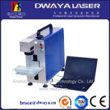 リングのLabel 30W FiberレーザーMarking Engraving Machine