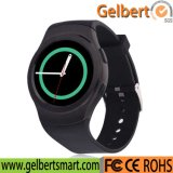 Reloj elegante de Bluetooth del sensor del ritmo cardíaco de Gelbert