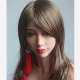 Muñeca modelo bonita asiática hermosa del sexo de la cara (los 146cm)