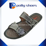 Man From 중국을%s 상표 Copy Leather Sandals