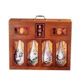 High-End Деревянная Упаковка коробка вина
