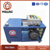 Découpage de pipe de qualité et machine chanfreinante