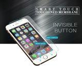 Intelligentes ausgeglichenes Glas-Noten-Film-Schild für iPhone 6/6s plus