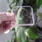Anti feuille de polycarbonate de brouillon avec la protection UV