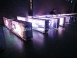 Schermo esterno del video della parte superiore LED del tassì di colore completo P3