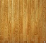 Serie Dos-Modular del papel de madera del grano para adornar el suelo, MDF, HPL